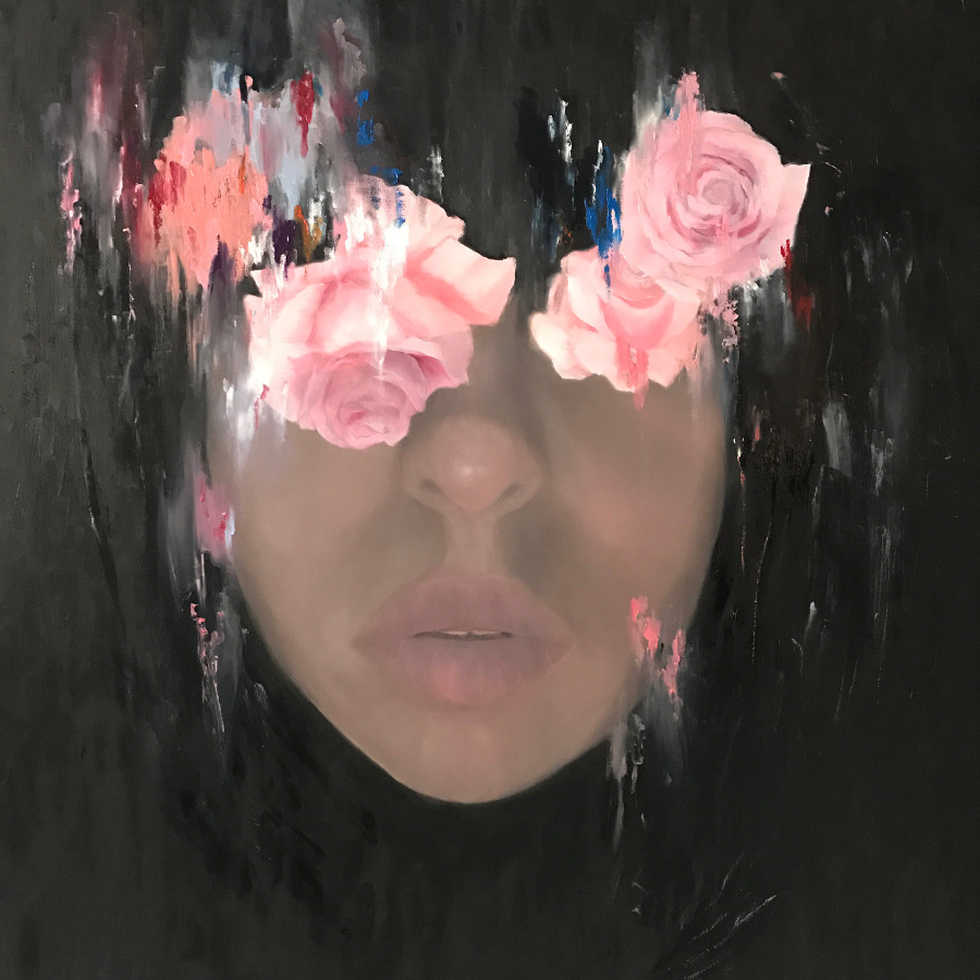 Lia Kimura, painter, paintings